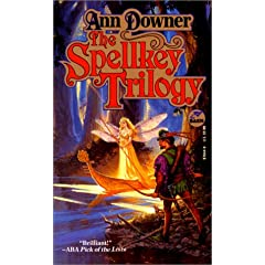 The Spellkey Trilogy by Ann Downer