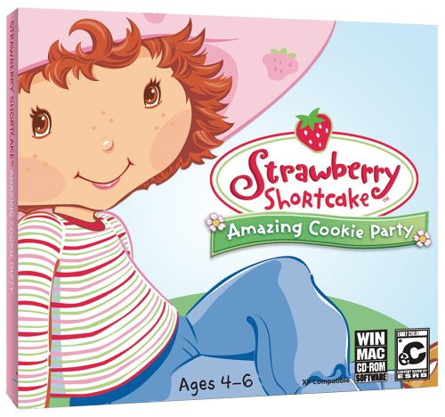 Strawberry Shortcake Amazing Cookie Party (Jewel Case)