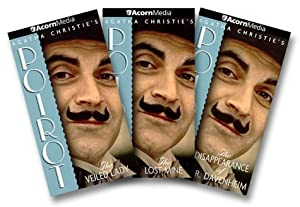 Poirot: 3pc Box: Set 1 - Vhs