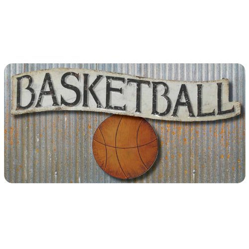 Basketball Sports Quote Removable Vinyl Wall Sticker. Saying Decals For Children, Kids Nursery & Baby'S Sport Room Decor, Baby Wall Stickers, Boys Bedroom Wall Decorations, Child'S Quotes. Basketballs Sports Mural Walls Sayings, Balls Decal Baby Shower front-1025568