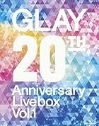 GLAY 20th Anniversary LIVE BOX VOL.1(Blu-ray Disc)(�߸ˤ��ꡣ)