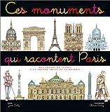 echange, troc Jean Daly, Olivier Audy - Ces monuments qui racontent Paris