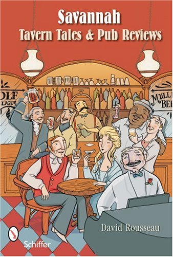 Savannah Tavern Tales and Pubs Review