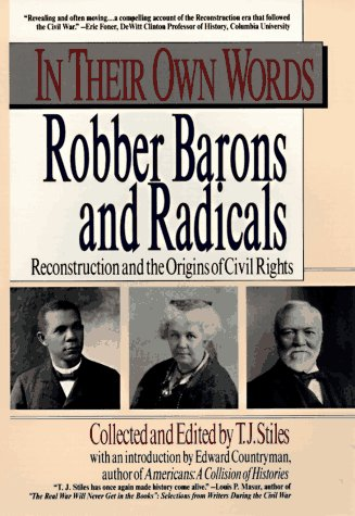 In their own words: robber barons and radicals (In Their Own Words), BENEDICTA WARD, TRANS.