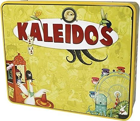 Asmodee - CGKA04 - Jeu d'ambiance - Kaleidos Nouvelle Version