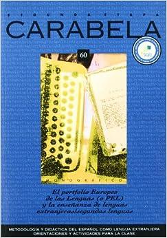 Revista Carabela 60: El Portfolio De LAS Lenguas (o PEL) y La