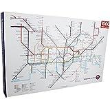 London Underground 1000 Piece Jigsaw Puzzle