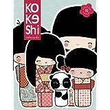 Kokeshi Notecards ~ Annelore Parot