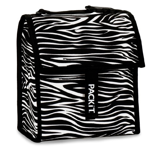 packit-personal-cooler-freezable-the-wild-lunch-bag-black