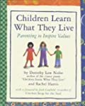 Children Learn What They Live (Englis...