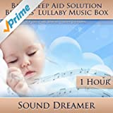 Brahms' Lullaby Music Box (Baby Sleep Aid Solution) [For Colic, Fussy, Restless, Troubled, Crying Baby] [1 Hour]