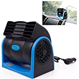 SINEDY 12V Car Cooling Air Fan Speed Adjustable Silent Cooler Cosy Specialized