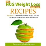 HCG Recipes (The HCG Weight Loss Solutions: A Companion Cookbook with 175 Recipes for ALL Phases of the HCG Protocol 2) ~ Steven and Julie...