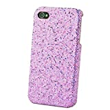 LUPO Glitter Disco Bling Back Cover Case for iPhone 4 and 4S - GOLD