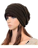 Bonnet Chaud en Hiver Epais Pour Femmes Filles-Chapeau /Bonnet tricoté