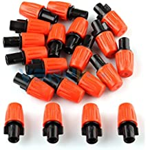 Generic 20pcs Sprayer Sprinkler Heads Spray Nozzle For Irrigation Misting Watering !