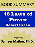 img - for Summary: 48 Laws of Power (Robert Greene) book / textbook / text book