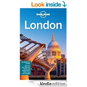 Lonely Planet Reisef�hrer London (Lonely Planet City Guides) (German Edition)