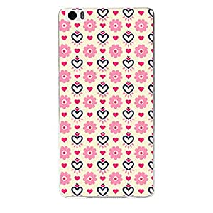 Skin4gadgets HEART Pattern 11 Phone Skin for REDMI NOTE PRO