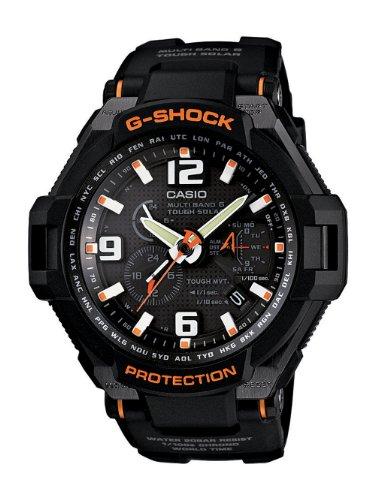 Casio Men's GW4000-1A G-Shock Shock Resistant Black Resin Analog Sport Watch