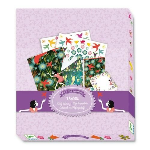 Djeco Violette Stationary Set - 1