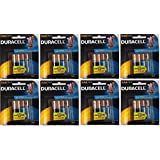 Duracell Alkaline Battery AAA4 COMBO(16ultra +16normal) PACK OF 8 (32 Cell)