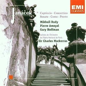 Janacek;Capriccio/Concertin