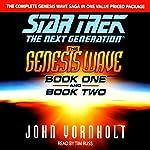 Star Trek, The Next Generation: The Genesis Wave, Book 2 (Adapted) | John Vornholt