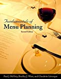 img - for Fundamentals of Menu Planning, 2nd Edition by Paul J. McVety (2001-02-02) book / textbook / text book