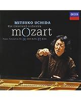 Mozart : Concertos pour piano n° 20 et n° 27