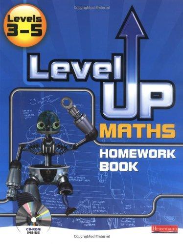 Level Up Maths: Homework Book (Level 3-5)