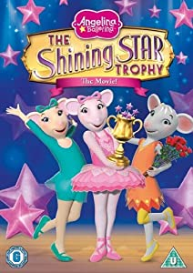 Angelina Ballerina - Shining Star Trophy [2011] [DVD]