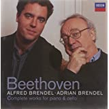 Beethoven: Complete Works for Piano & Celloby Alfred Brendel