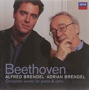 Beethoven : Integrale des sonates pour violoncelle
