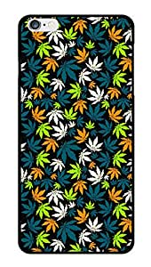 """Humor Gang Multicolored Grass Life Printed Designer Mobile Back Cover For """"Apple Iphone 6 PLUS-6s PLUS"""" (3D, Glossy, Premium Quality Snap On Case)"""