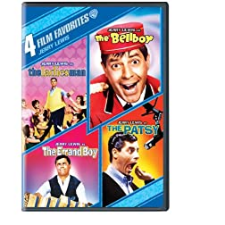4 Film Favorites: Jerry Lewis