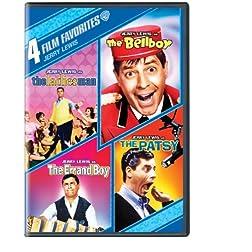 4 Film Favorites: Jerry Lewis