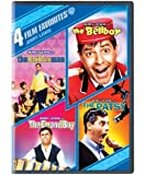 4 Film Favorites: Jerry Lewis [DVD] [Region 1] [US Import] [NTSC]