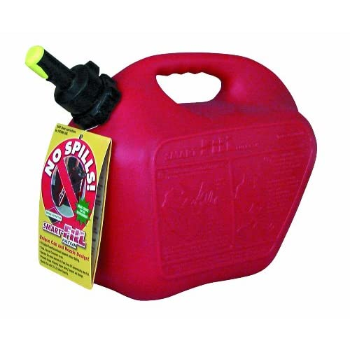 Briggs & Stratton W100050 Smart-Fill Gas Can (Discontinued by