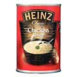 Heinz Classic Cream of Chicken Soup 290g - Pack of 12
