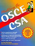 img - for Mastering the OSCE/CSA: Objective Structured Clinical Examination/Clinical Skills Assessment by Jo-Ann Reteguiz (1999-03-15) book / textbook / text book