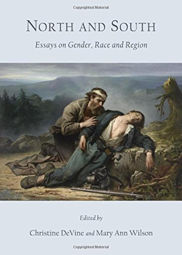 north and south essays on gender race and region Region also matters in understanding religion in the south because of the variety of regional contexts that have existed within the geographical south the upper south of hill country and mountains nurtured different experiences and cultural forms from those in the lower south  north and south, with profound political significance for the.