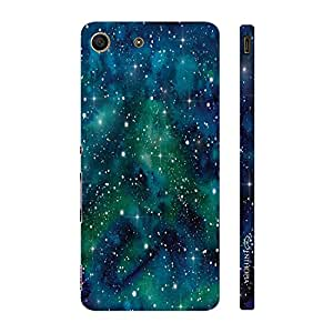 Enthopia Designer Hardshell Case Life of Pi Back Cover for Sony Xperia M5