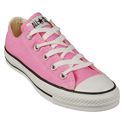 4b7cdf2f39d8 Converse Unisex Chuck Taylor All Star Low Pink Classic Colors Sneaker M9007  Size 6 Men