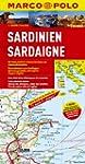 MARCO POLO Karte Sardinien 1:200.000...
