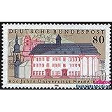 sellos para coleccionistas: RFA (RFA.Alemania) 1299 (completa.edición) nuevo con goma original 1986 Uni Heidelberg...