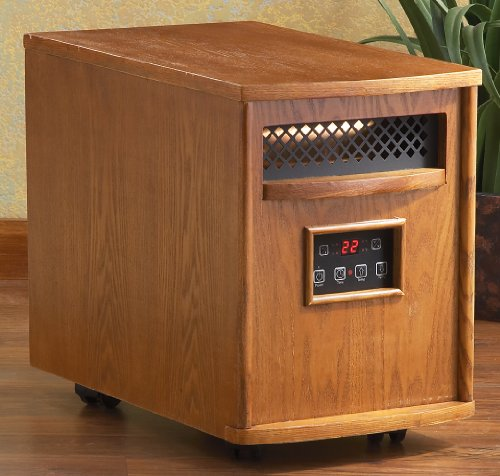 Lifesmart 1500W Infrared Heater image