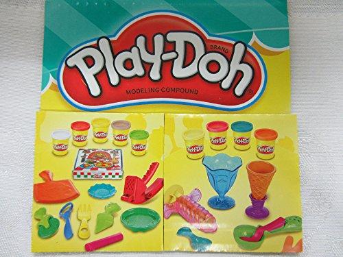 Play-Doh Pizza and Ice Cream set (Pizza Ice Cream compare prices)
