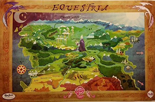 little-pony-map-of-equestria-poster-2012