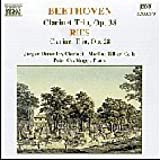 img - for CLARINET TRIOS / PETER grabing by LUDWIG VAN BEETHOVEN/ FERDINAND RIES [Korean Imported] (2002) book / textbook / text book
